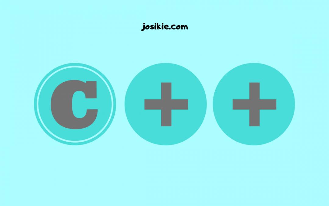 Dasar Bahasa Pemrograman C++ 2