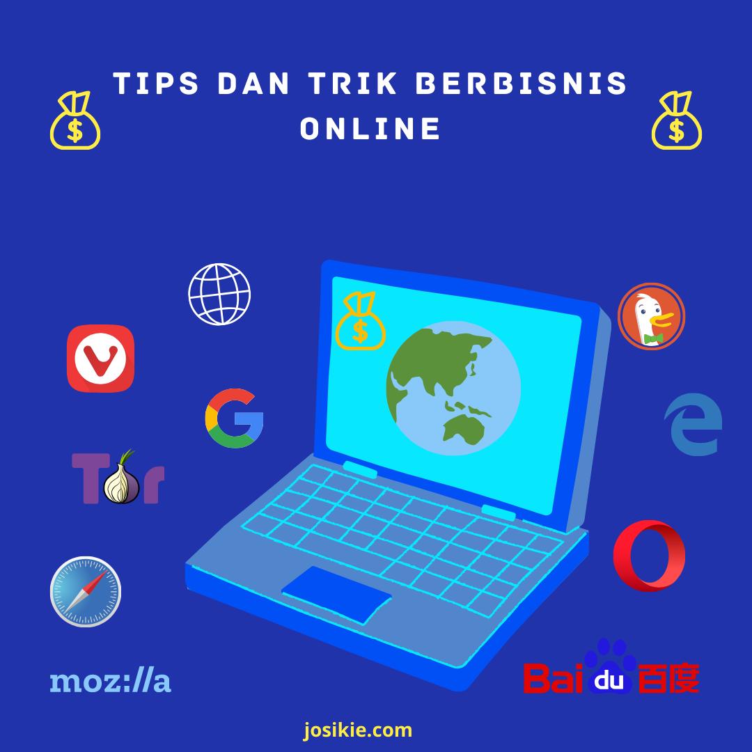 Tips dan Trik Berbisnis Online