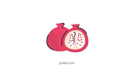 Manfaat Delima Untuk Kulit Wajah (Pomegranate)