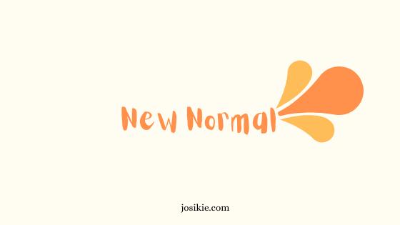 Apa Itu New Normal?