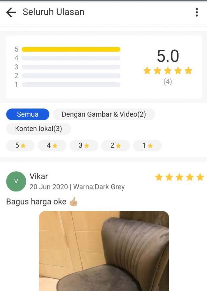 Review - Review Positif Belanja di icreate.id Blibli 7