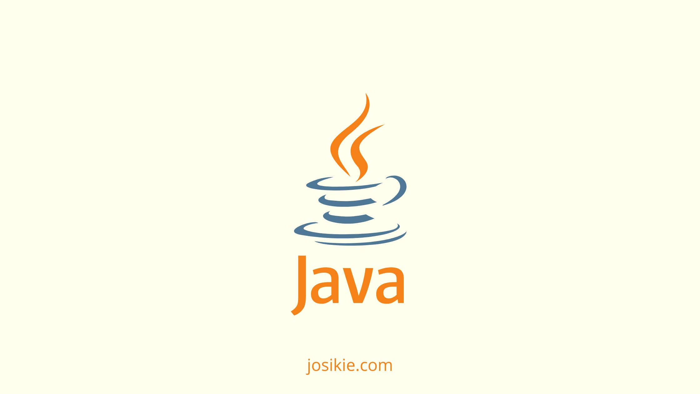Membuat Function atau Method Pada Bahasa Pemrograman Java