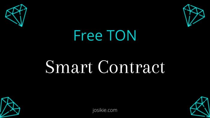Smart Contract Pada Blockchain Free TON